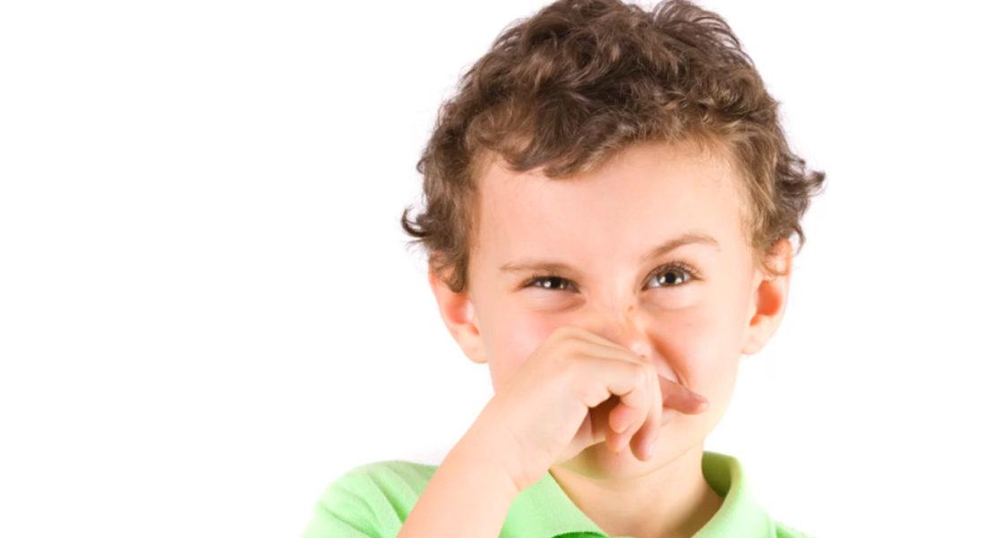 primeros auxilios ante cuerpos extraños en la nariz