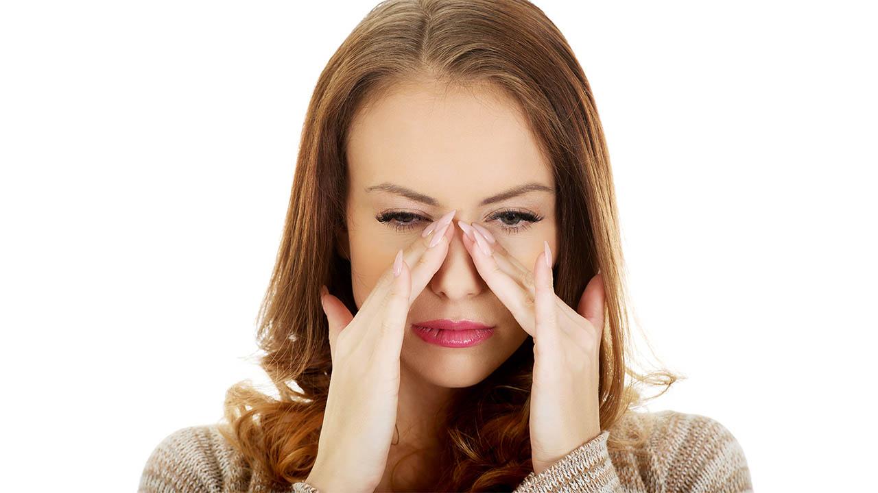 Con quién se trata la sinusitis