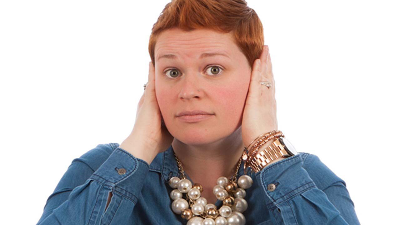 Pérdida conductiva de la audición